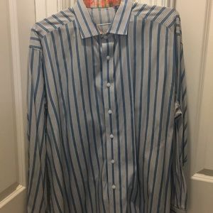Robert Graham Men's LS shirt 2XL